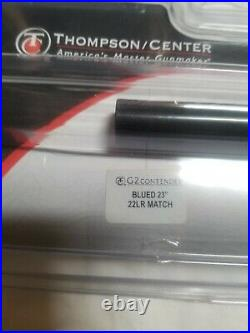 Thompson Center Contender Barrel 23 22LR Match