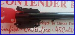 Thompson Center Contender Barrel in 22WMR 22 Magnum 10 barrel