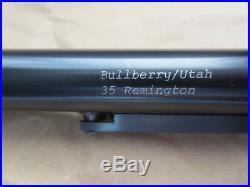 Thompson Center Contender Bullberry Super 14 Barrel in 35 Remington