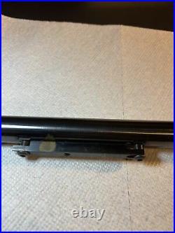 Thompson Center Contender Custom Bullberry 30-30 Win 20 heavy barrel + Hanger