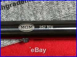 Thompson Center Contender Custom MGM 21 257 TCU Rifle Barrel NEW NIB