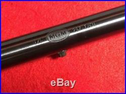 Thompson Center Contender Custom MGM 23 257 TCU Rifle Barrel NEW NIB