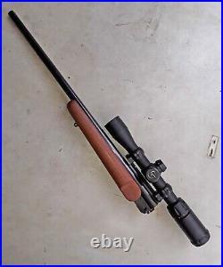 Thompson Center Contender G1 21 22 Hornet Rifle Barrel withforearm & scope 3x9