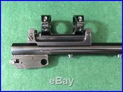 Thompson Center Contender G1 Bullberry. 17 Remington 22 Barrel
