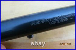 Thompson Center Contender G2 357 Magnum Barrel 12 EXCELLENT