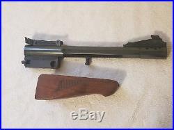 Thompson Center Contender Octagon 44 Magnum Ported Threaded Barrel