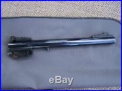 Thompson Center Contender Pistol 10 Bull Barrel 357 Mag