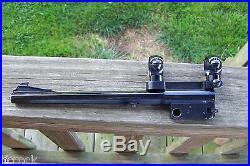 Thompson Center Contender Pistol Barrel 222