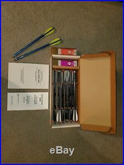 Thompson Center Contender Rare Black Arrow Arms Barrel Kit, Nikon Scope Duo