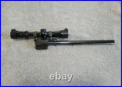 Thompson Center Contender Super 14 Barrel 35 Remington