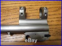 Thompson Center Contender Super 14 Stainless 223 Rem Barrel with Scope Mount