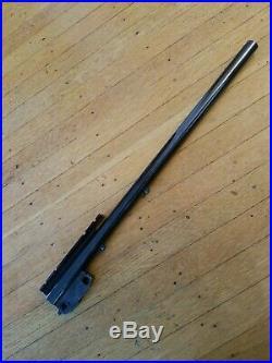 Thompson Center Contender Super 16 rifle barrel