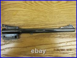 Thompson Center Contender T/C. 22 WMR Magnum 10 Octagon