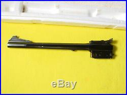 Thompson Center Contender T/c Rare 9 MM Octagon 10 Blue Pistol Barrel