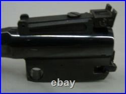Thompson Center Contender TC 10 45 Colt Octagon Pistol Barrel w Choke