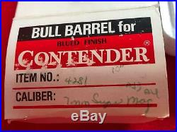 Thompson Center Contender TC 10 7MM Super Mag Barrel NOS NEW