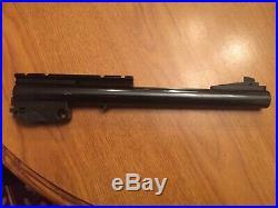 Thompson Center Contender barrel, 222 Remington, 10