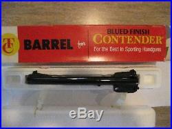 Thompson Center Contender barrel 32-20 10 NEW IN BOX. $199 Start or BUY IT NOW