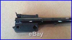 Thompson Center Contender barrel, 357 Magnum, Target Sights, 10 octagon