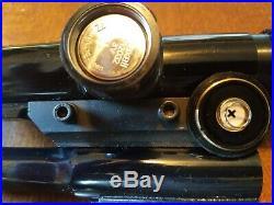 Thompson Center Contender octagon barrel 22 LR 2.5 power scope