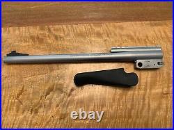 Thompson Center Encore 204 Ruger 15 PISTOL RIFLE Barrel W scope rail FOREARM