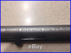 Thompson Center Encore 209 x. 50 Caliber Muzzleloader Stainless Steel Barrel