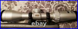 Thompson Center Encore 209x50 Muzzleloader Barrel With Nikon Omega Scope And