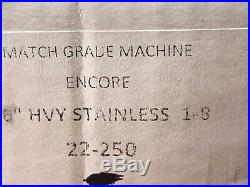 Thompson Center Encore 22-250 Rem 26 MGM Stainless Rifle Barrel 1/8 Twist NEW