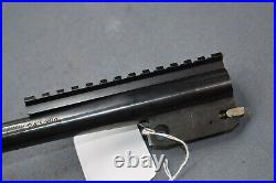 Thompson Center Encore Barrel 243 15 Inch T/C used with rail