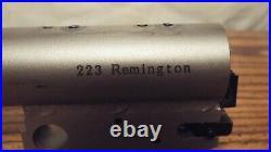 Thompson Center Encore Custom Mgm Barrel. 223 Varmint 26 Barrel 114 Twist