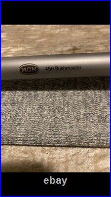 Thompson Center Encore MGM custom 450 bushmstr. Barrel less than 10rnds SS 20
