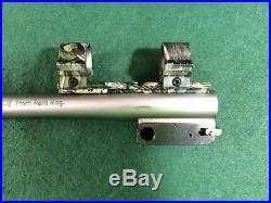Thompson Center Encore Pro Hunter 7mm Rem. Mag. 28 Stainless Fluted Barrel