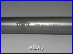 Thompson Center Encore Pro Hunter MGM 300 Blackout 16 Threaded Barrel