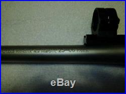 Thompson Center Encore/Prohunter Barrel. 25-06 WIN Stainless Steel 24