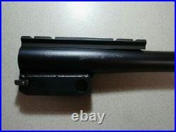 Thompson Center Encore/Prohunter Barrel made by BERGARA. 223, blk matte