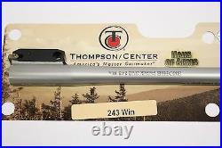 Thompson Center Encore SS Prohunter 07284817 28 Barrel 243 Win-NEW