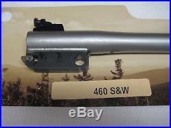 Thompson Center Encore SS Prohunter Katahdin 20 Barrel 460 S&W 07204812-NEW