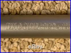 Thompson Center Encore / Stainless Steel / 35 Whelen ProHunter Barrel 26