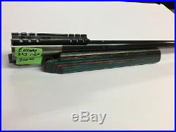 Thompson Center Encore barrel and forend. 223 imp