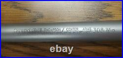 Thompson Center Encore stainless steel 16 Pistol, Rifle Barrel 308 Ported