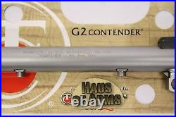 Thompson Center G2 Contender 14 Pistol Barrel SS 06144222 44 Mag withSights-NEW
