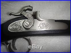 Thompson Center Grey Hawk New & Englander Stock For Rnd barrel stainless steel
