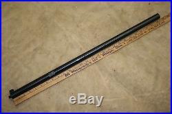 Thompson Center New Englander 50 Cal Barrel WithQLA Mint #1 Bore 27 Long