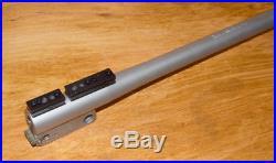 Thompson Center Pro Hunter Encore. 25-06 Rem. 28 Stainless Fluted Rifle Barrel