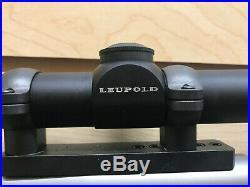 Thompson Center Pro Hunter Encore Barrel. 243 Win With Leupold Scope