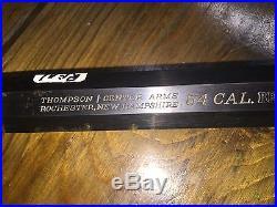 Thompson Center Renegade barrel ass. Muzzle loader 1 Nearly new bore 54 cal