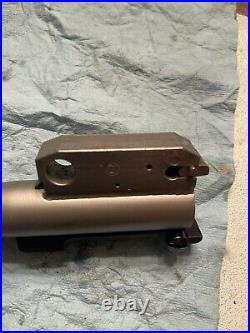 Thompson Center Stainless Pro Hunter 270 Win. Encore barrel With Scope Base VGC