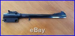 Thompson Center T/C Octagon Contender Barrel 10 9mm Super Rare