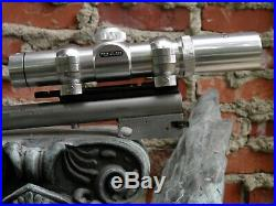 Thompson Center T/c Contender. 35 Rem Super 14 Bull Barrel Stainless Steel