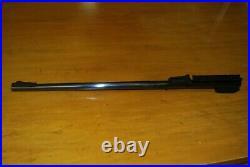 Thompson/Center TC Contender 21 Carbine Barrel 22 Hornet